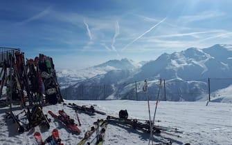 polemica sullo sci a Natale
