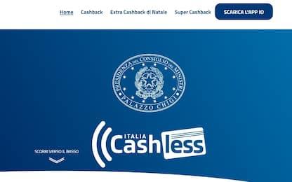 Nasce Cashlessitalia.it, il sito con le informazioni per il cashback