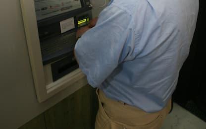 Palermo, truffa bancomat: invece di ricevere 350 euro ne sborsa 850