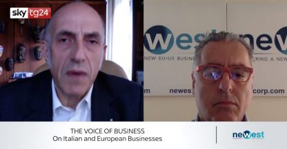 The voice of business, interview with Francesco Casoli (Elica)
