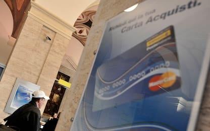 Carta acquisti 480 euro con reddito cittadinanza, come fare per averla