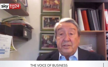The voice of business, interview with Lucio Stanca