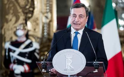 I primi 100 giorni di Draghi: dai vaccini al Recovery Plan