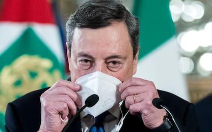 """La """"Draghipedia"""": il pensiero del premier incaricato in 38 parole"""