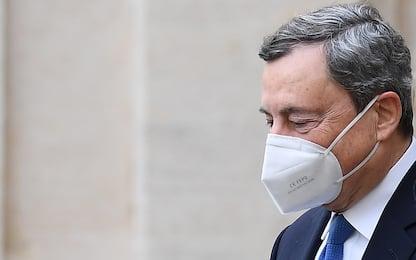 Consultazioni, calendario del secondo giro di incontri di Draghi