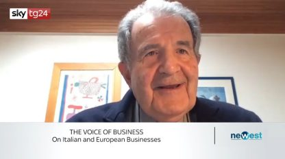 The voice of business: interview with Romano Prodi (pt. 2)