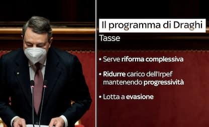 Fisco, cos'è il modello danese citato da Draghi nel suo discorso