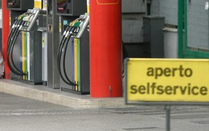Casoria, tentata rapina a distributore benzina: indagano i carabinieri