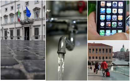 Bonus: da smartphone a rubinetti, mancano oltre 500 decreti attuativi