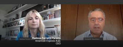 The voice of business: interview with Melissa Ferretti Peretti