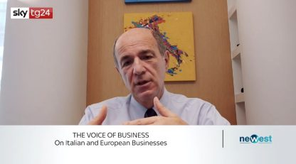 The voice of business: The interview with Corrado Passera (part 2)