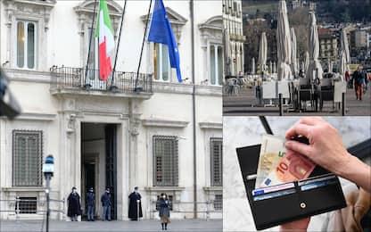 Covid in Italia, 10 decreti e 180 miliardi dall'inizio della pandemia