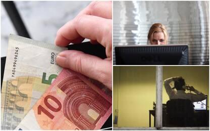 Decreto Sostegni, bonus di 3.000 euro per partite Iva e professionisti