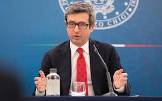 Il ministro del Lavoro Andrea Orlando