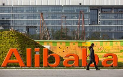 Cina, maxi multa da 2,8 miliardi di dollari ad Alibaba