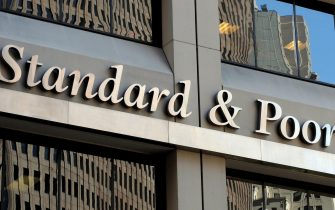 The offices of Standard and Poor's in New York, USA, 28 April 2010. ANSA/JUSTINE LANE