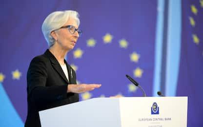 Bce, Lagarde: Varianti Covid principali rischi. Ripresa si rafforzerà