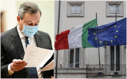 Recovery, il Pnrr dell'Italia inviato alla commissione Ue