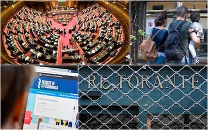 Ok del Senato al decreto Sostegni: da Imu a fondo separati, le misure