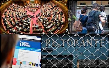 Decreto Sostegni Senato