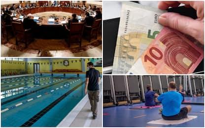 Collaboratori sportivi, ipotesi nuove indennità nel Dl Sostegni bis
