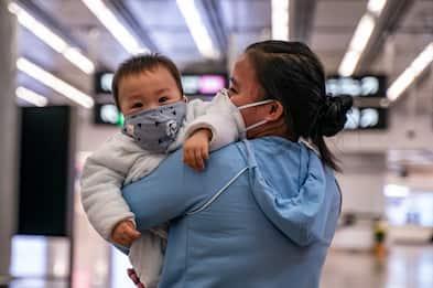 Cina, la popolazione cresce ma al ritmo più basso di sempre