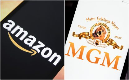 Amazon, trattativa per acquisire la Metro Goldwyn Mayer