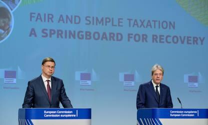 Il piano dell'Europa per far pagare le tasse alle multinazionali