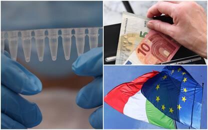 Covid, per maggioranza italiani la pandemia impatta sul reddito