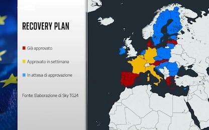Recovery, anche Francia e Germania attendono in settimana ok ai piani