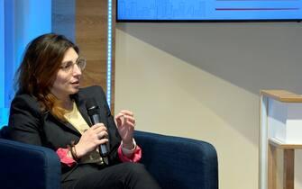 La viceministra all'Economia Laura Castelli