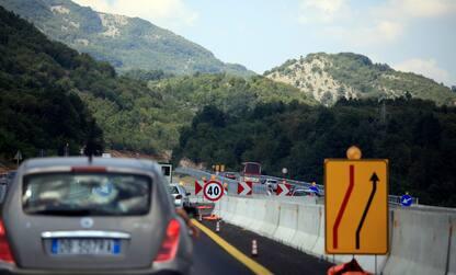 Autostrade, al via il cashback dei pedaggi in caso di cantieri