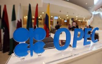 Il logo dell'Opec