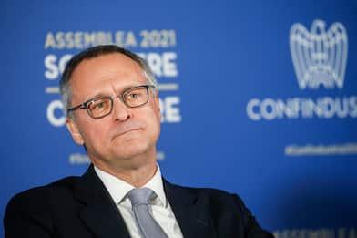 """Confindustria applaude Draghi. Bonomi lancia """"Patto per l'Italia"""""""