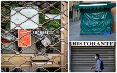 Imprese chiuse e mai nate a causa della crisi