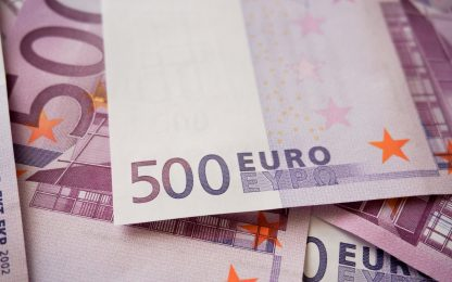 Cinque Paesi chiedono alla Bce di eliminare le banconote da 500 euro