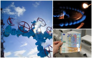Rincari gas naturale