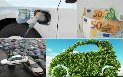 Ecobonus, da oggi 27 ottobre si può prenotare acquisto auto ecologica