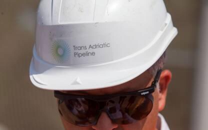 Con il gasdotto Tap arriva il 10 per cento del gas consumato in Italia