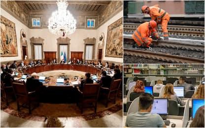 Recovery, dai fondi al turismo all'università: le misure del decreto