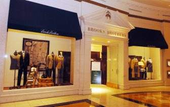 Brooks Brothers Golf Event  The Forum Shops at Caesars  Photos By: Denise Truscello  October 10, 2006  Las Vegas -- Nevada --USA