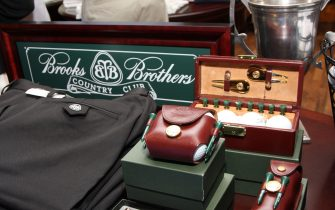 MIAMI BEACH, FL - APRIL 22:  Atmosphere at the Brooks Brothers launch event for the Stanford International Pro-Am at the Brooks Brothers store at the shops at Bal Harbour on April 22, 2008 in Miami Beach, Florida.  (Photo by Alexander Tamargo/Getty Images for Brooks Brothers)