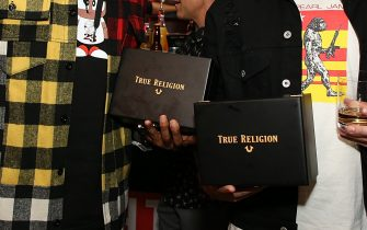 attends the True Religion x High Times Elevated Dinner on April 17, 2019 in Hollywood, California.