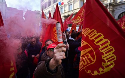 Sindacati, intesa su cigd per 1.643 lavoratori ex-Mercatone Uno