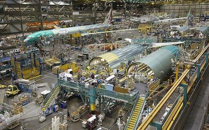 Csc, a maggio produzione industriale - 33,8% su anno