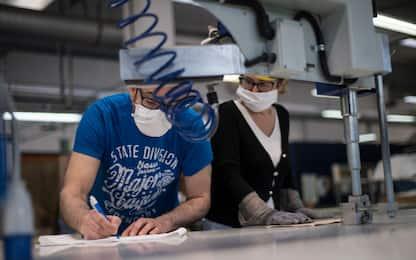 Ocse: aumento record occupazione