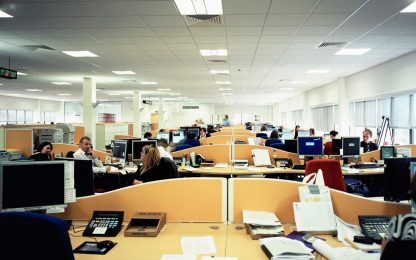 Istat, ore lavorate -7,5% in primo trimestre