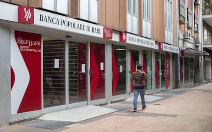 Banche: Popolare Bari, accordo sindacati-commissari su salvataggio