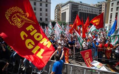 Sirti: sindacati, verso mobilitazione lavoratrici e lavoratori