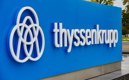 Thyssen annuncia 11mila esuberi per coronavirus